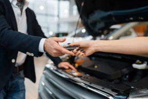 Umowa kupna sprzedaży auta